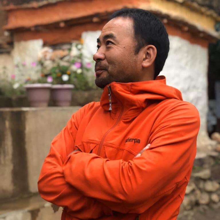 Neten Chockling Rinpoche