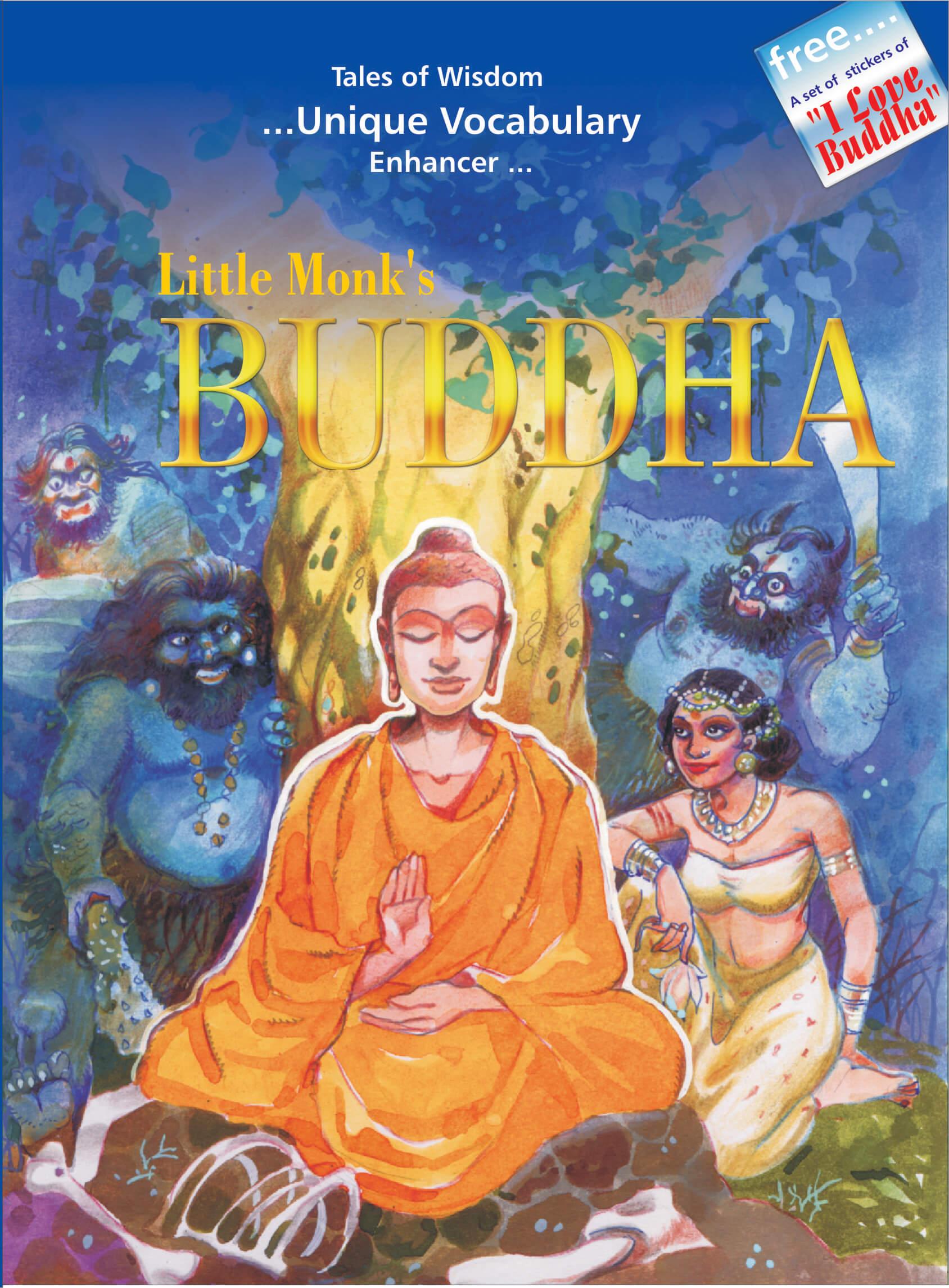 Little Monk's Buddha