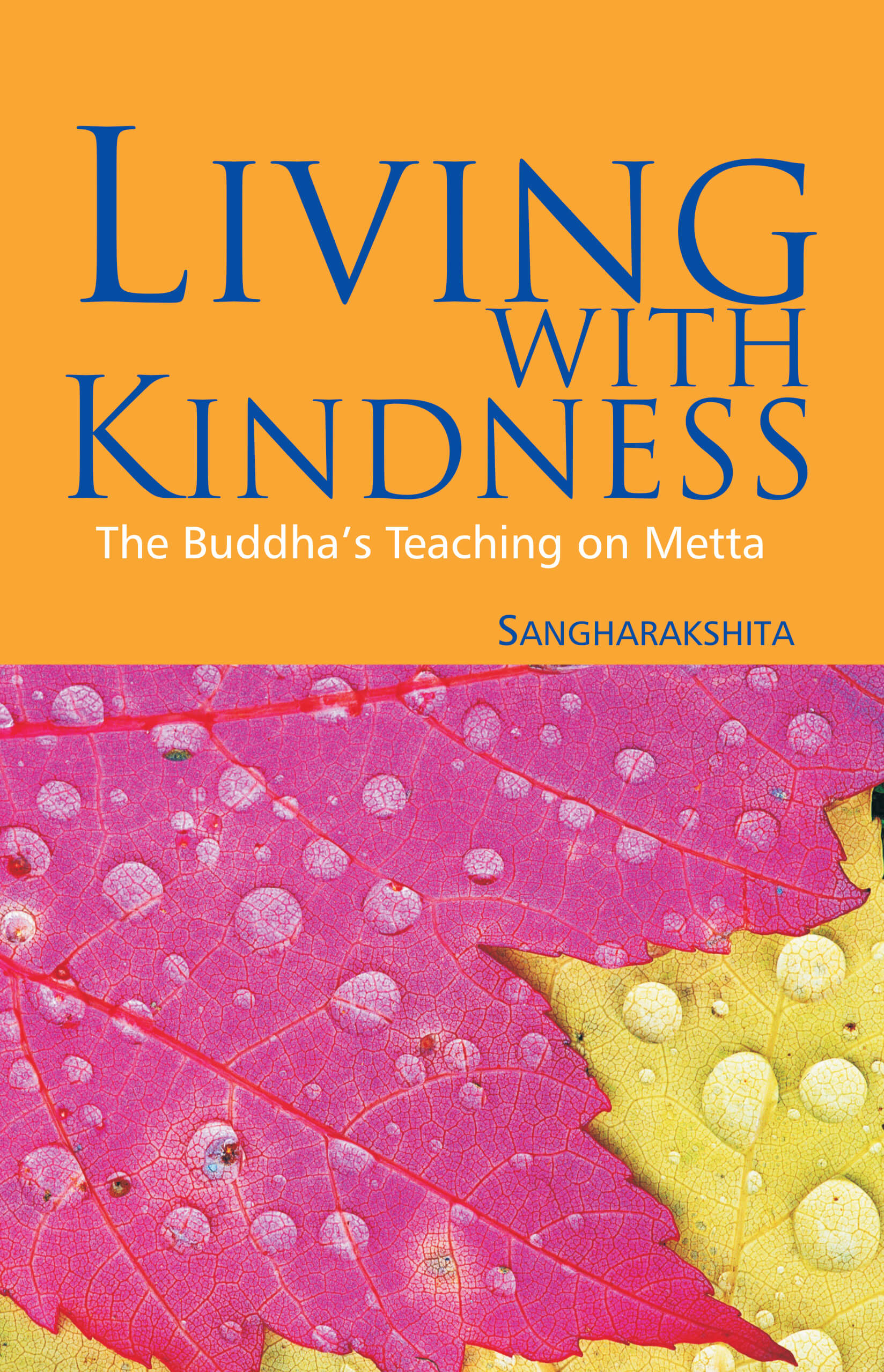 Living with Kindness: The Buddha's Teaching on Metta