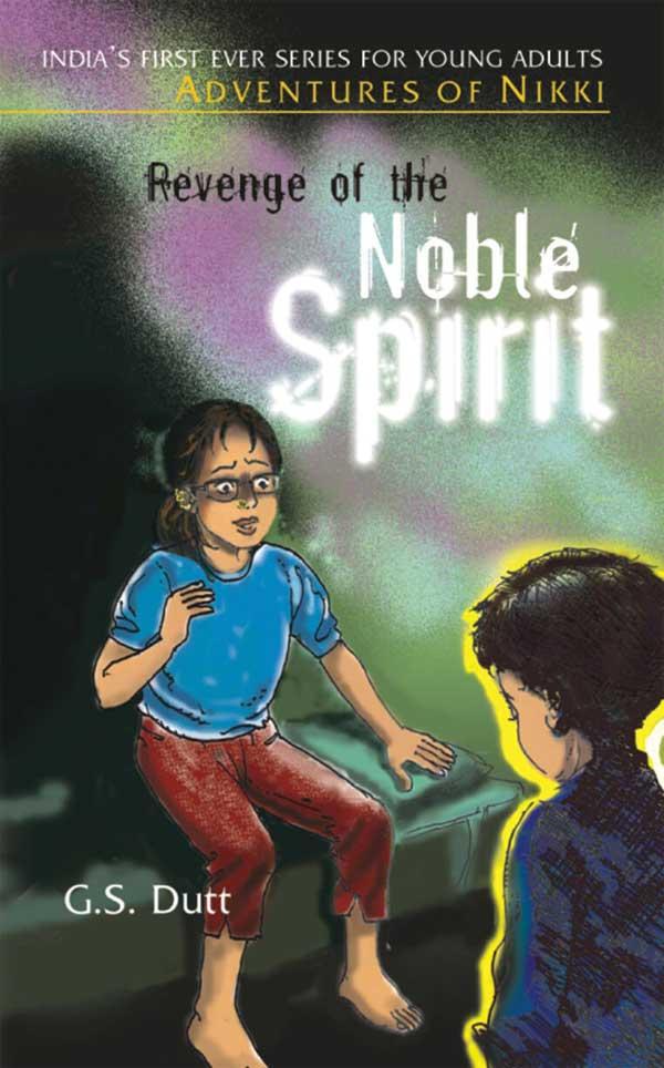Adventures Of Nikki: Revenge Of The Noble Spirit