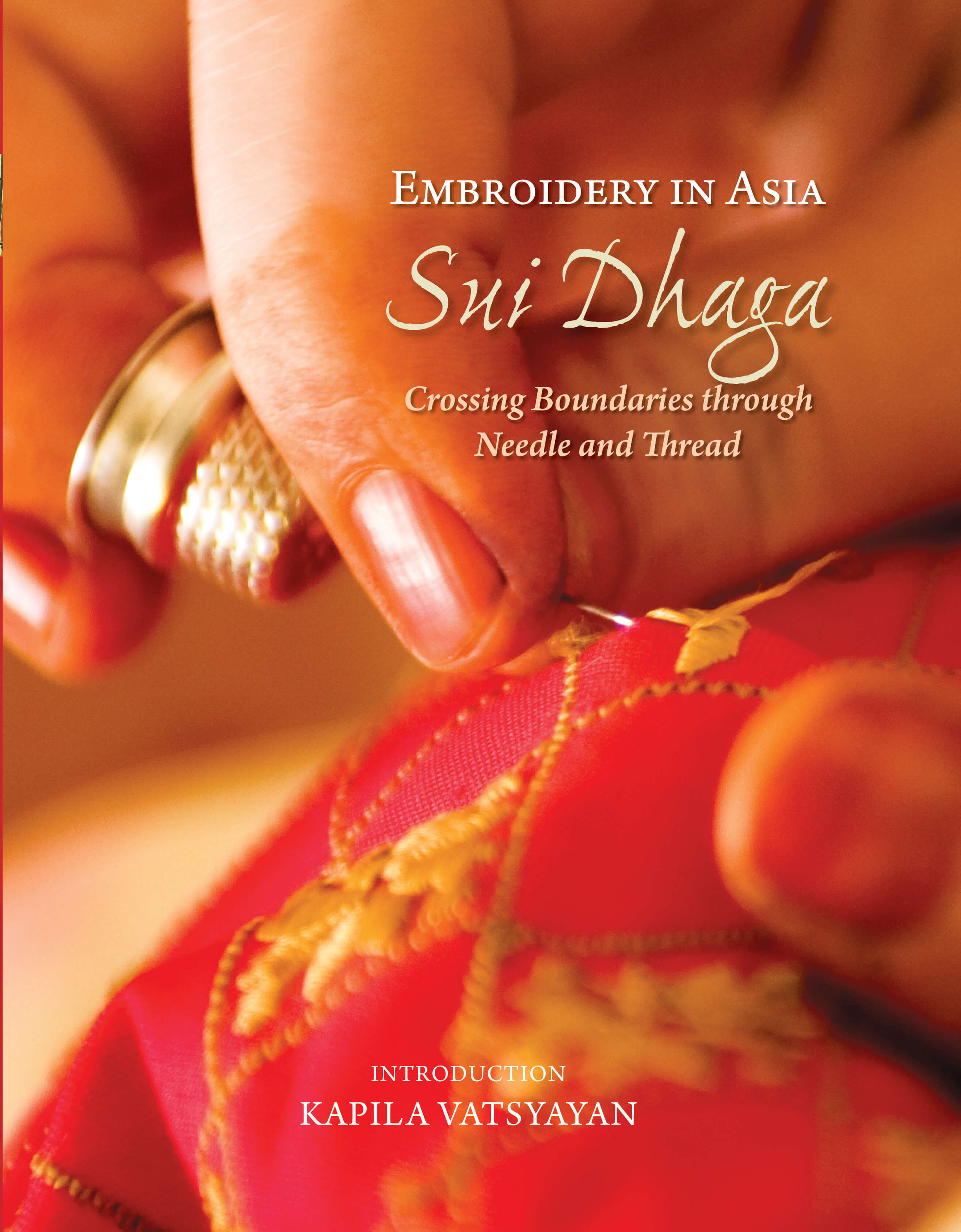Embroidery In Asia—Sui Dhaga: Crossing Boundaries Through Needle And Thread
